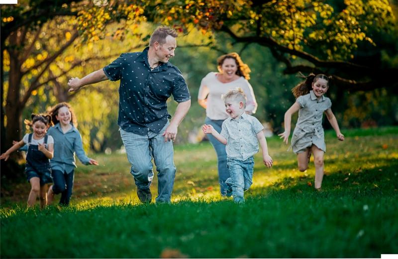 Little Grasshopper Photography Canberra Family  Photographer