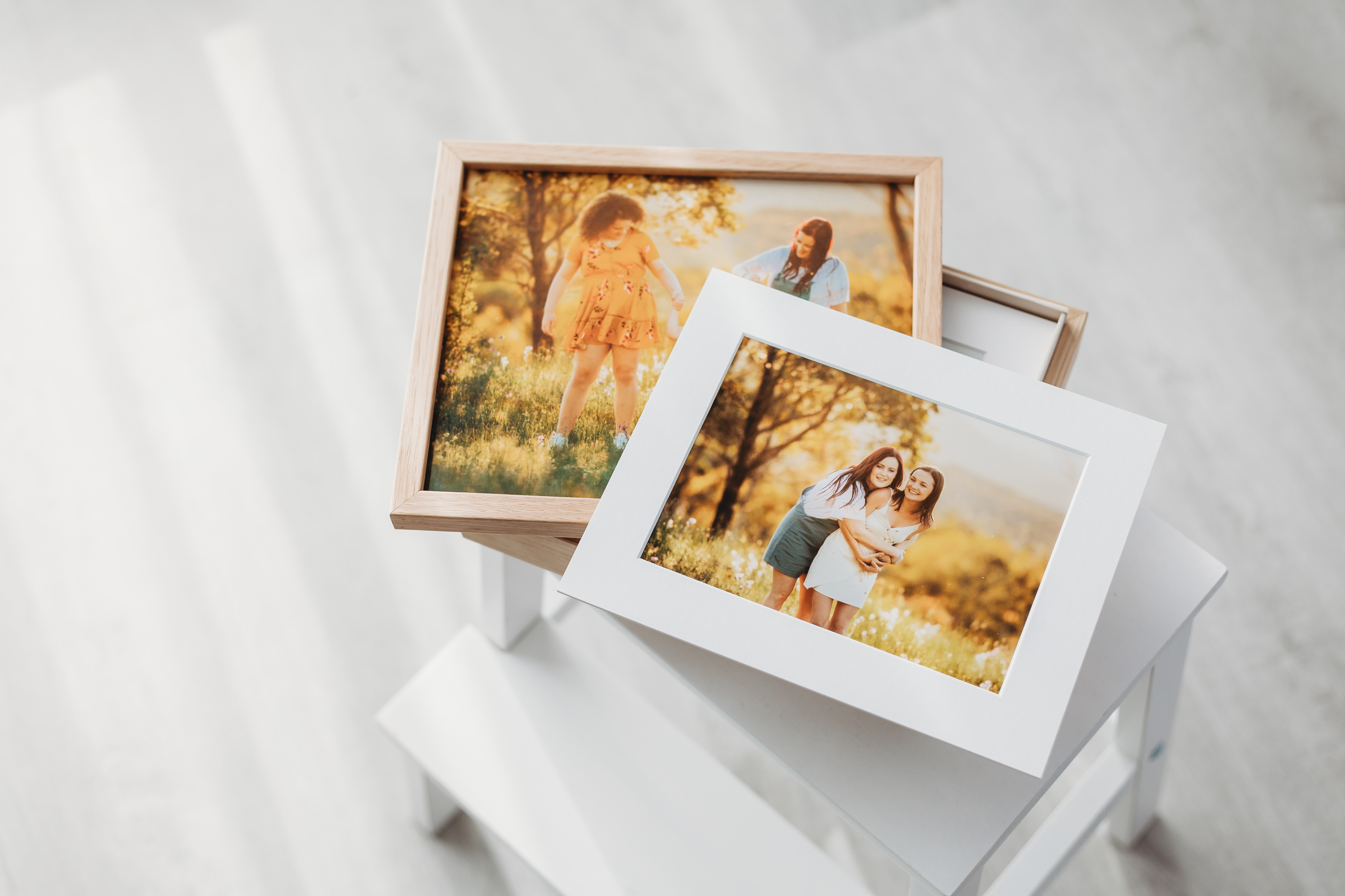 Photography Experience Folio Box